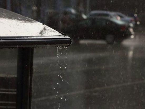 Неустойчивая погода продержится в Татарстане до конца недели
