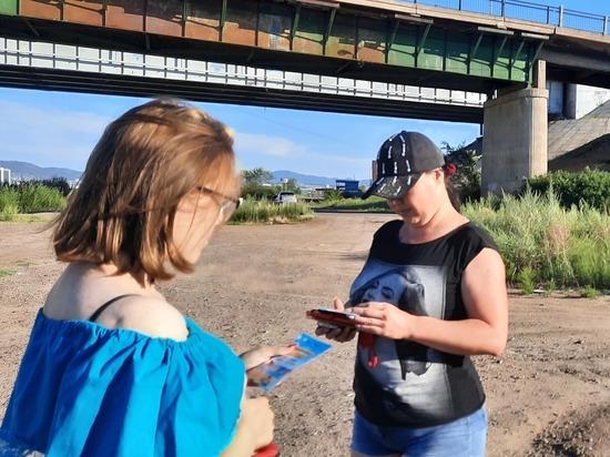Несмотря на запрет проход на Селенгинский мост в Улан-Удэ остается открытым