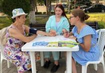 В курортном Пятигорске разворачивают мобильные кабинеты здоровья
