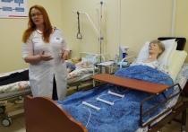 На базе Рыбновского комплексного центра соцобслуживания населения действует «Школа ухода» за пожилыми людьми и инвалидами