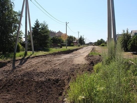 В Абакане продолжают капитальный ремонт улицы Литвинова