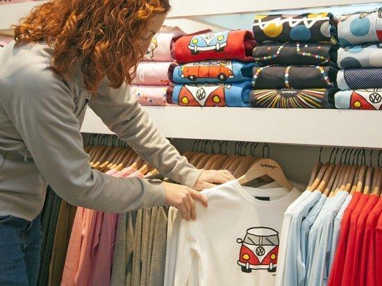 Германия: Расходы немцев на одежду возросли на 86 процентов