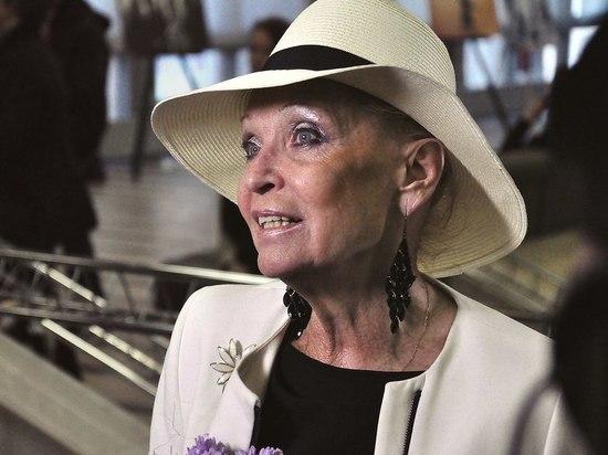 Светлана Светличная получила сотрясение мозга во время интервью