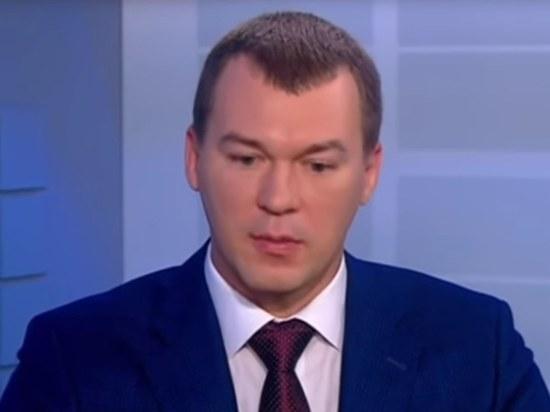 Дегтярев объяснил свое назначение в Хабаровский край