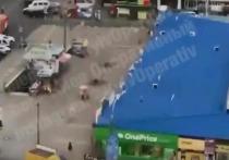 Украинская полиция уничтожила две бомбы на рынке