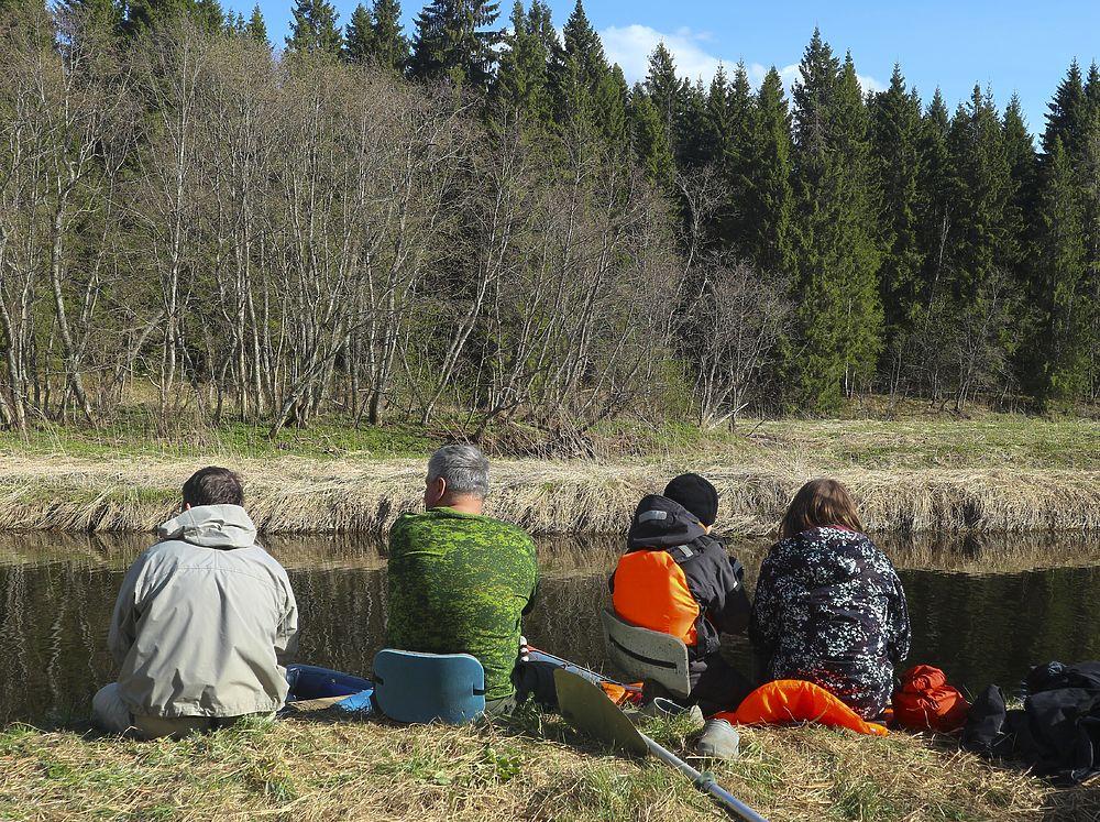 "Отпускники сменили ""всё включено"" на палатки: фотопутешествие на природу"