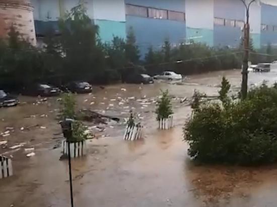 В Нижних Серегах объявлен режим ЧС