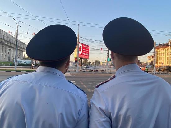 Тульская полиция отчиталась о снижении уровня уличной преступности