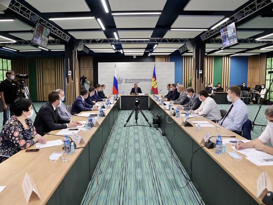 Губернатор Краснодарского края Вениамин Кондратьев провёл 21 июля заседание Совета по развитию предпринимательства, на котором были представлены антикризисные меры для местных предприятий