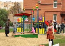 Как установить детскую площадку или сделать парковку во дворе