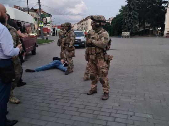 Аваков: задержанный в Луцке террорист получит очень большой срок