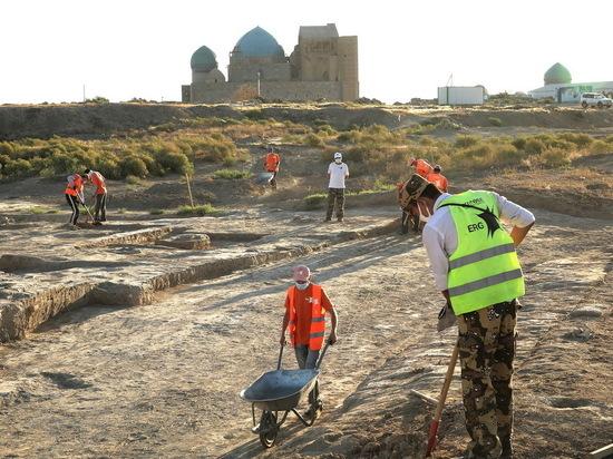 Великая степь Казахстана — это музей под открытым небом
