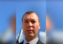 Дегтярев назвал условие, при котором покинет пост хабаровского губернатора