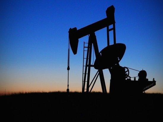 Нефть подешевела на данных о запасах в США