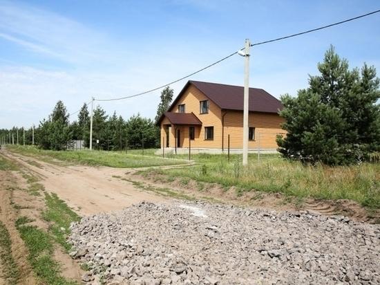 В липецком посёлке появится 19 новых улиц