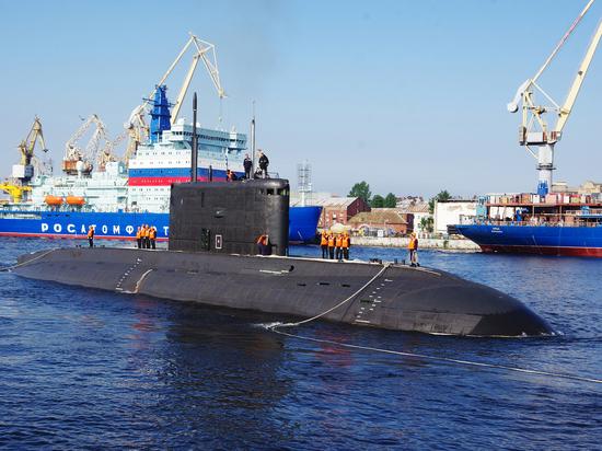 Российские дизель-электрические субмарины лучше зарубежных аналогов