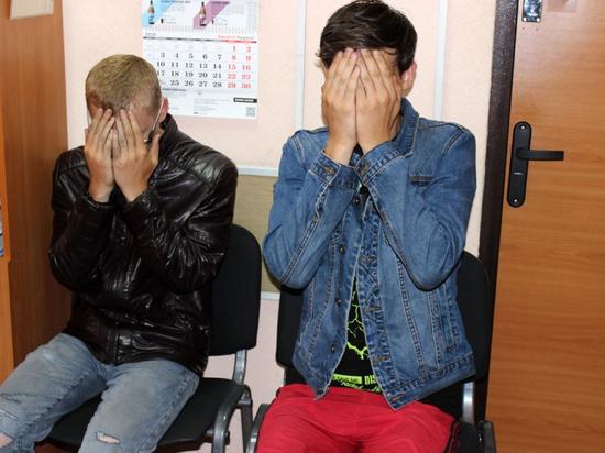 В Столице Хакасии задержали двух горожан, похитивших дорогие велосипеды