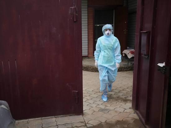 В Волгоградской области умер 55-й заболевший COVID-19