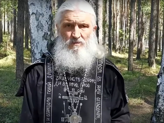 Окружение схиигумена Сергия высказалось о союзе с шаманом Габышевым