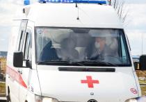 Девочка-лунатик выжила после падения с 8 этажа в Москве