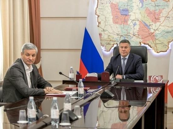 Региональные парламентарии контролируют реализацию проектов градостроительных советов в районах Вологодчины