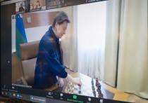 Наталья Комарова дала старт интернет-турниру пошахматам