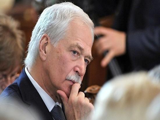Грызлов жестко раскритиковал решение Рады о местных выборах