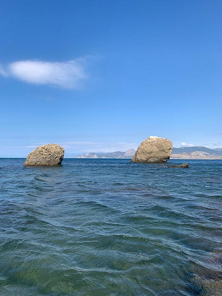 Найден самый крутой пляж Крыма, о котором не рассказывают приезжим
