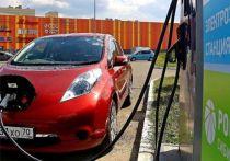 В Новокузнецке появилась бесплатная быстрая заправка для электрокаров