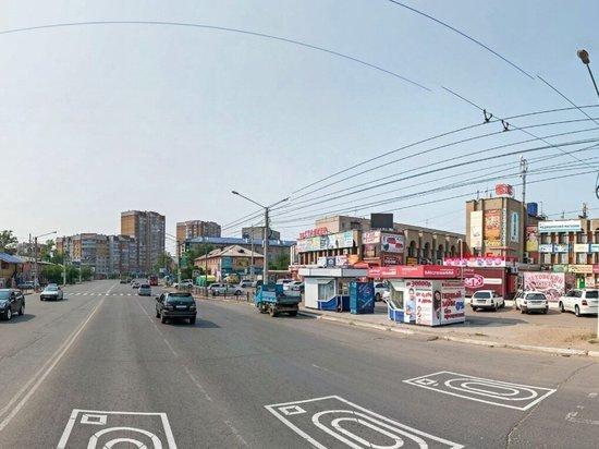Реконструкцию улицы Новобульварной могут начать через год в Чите