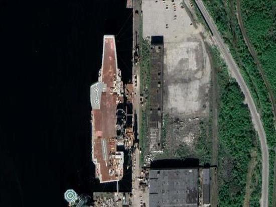 В Китае назвали проржавелый авианосец «Адмирал Кузнецов» позором российского флота