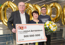 Пенсионер из Петербурга серьезно заболел после выигрыша 500 млн рублей