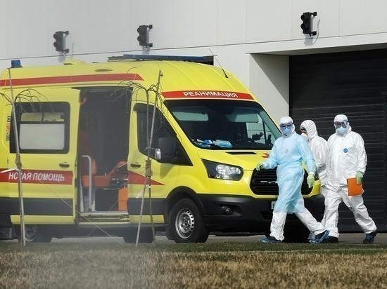 В России зафиксировали 5 848 новых случаев коронавируса