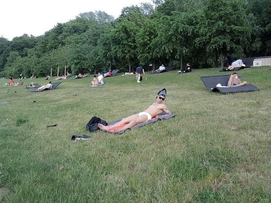 В Москву вернется жара