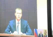 Песков объяснил, почему Дегтярев не выходит к хабаровчанам