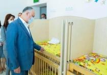 Президент Молдовы побывал с рабочей поездкой в селе Замчожь