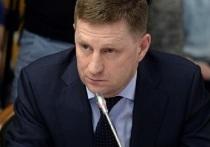 В Кремле не знали о планах Фургала подать в отставку