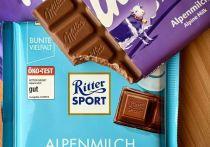 Германия: Ritter Sport против Milka — кто может производить квадратный шоколад