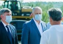 Президент Молдовы проверил ремонт объездной дороги вокруг столицы