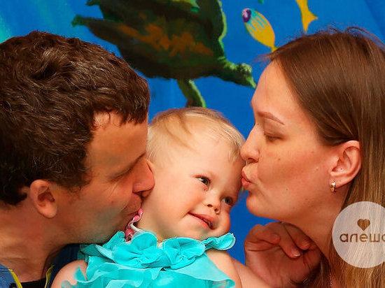 Помогите Соне дышать: девочке из Ноябрьска требуется дорогостоящая операция. Фото