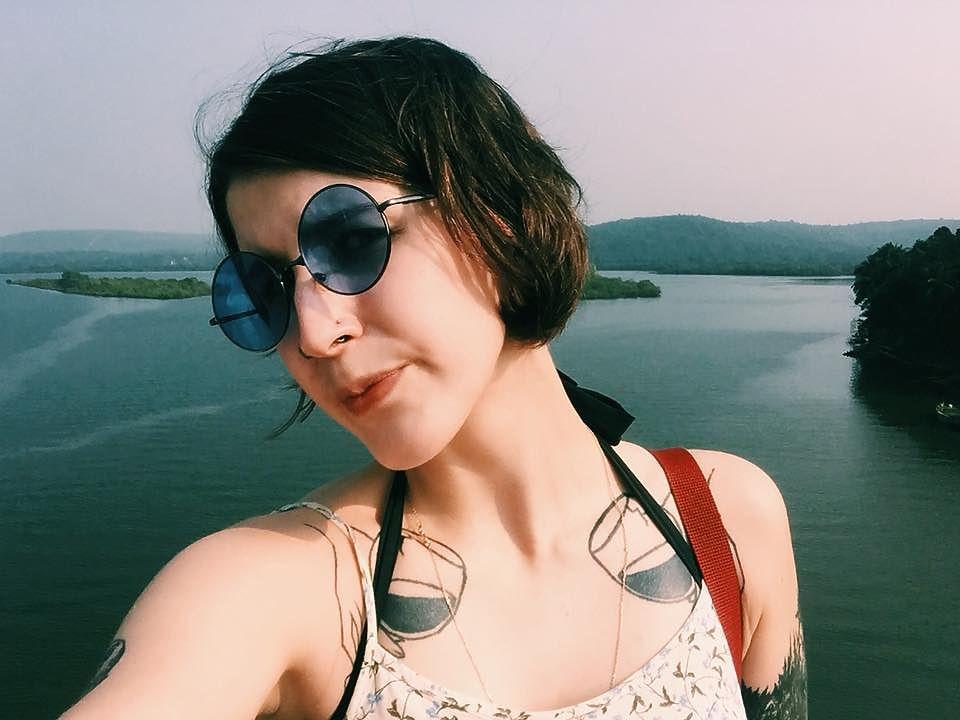 """Журналистка Аренина рассказала о домогательствах звезды """"Что? Где? Когда?"""": фотопризнание"""