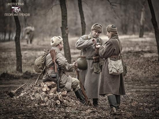 Реконструкторы восстановят события боя на Курской Дуге