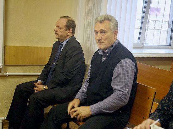 Объявлен приговор бывшим омским чиновникам Масану и Гребенщикову