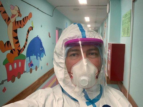 «Новый Уренгой вышел на плато по COVID-19»: врач из Петербурга — о борьбе с инфекцией