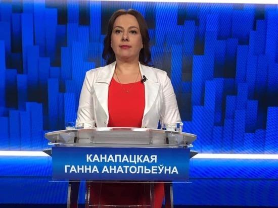Кандидаты в президенты Белоруссии перессорились друг с другом из-за