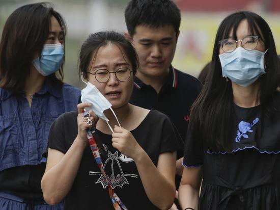 Для обуздания инфекции власти КНР приостановили работу одного из крупнейших рынков в городе Далянь