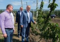 Президент Молдовы посетил жителей коммуны Рэдень