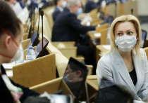 Депутат ГДРФ от Ставрополья подвела итоги парламентской сессии