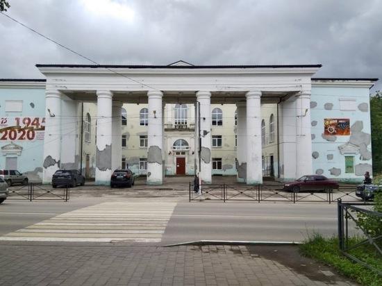 Ремонт ДК в Ясногорске далек от завершения
