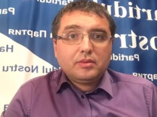 МВД объявило в международный розыск Ренато Усатого